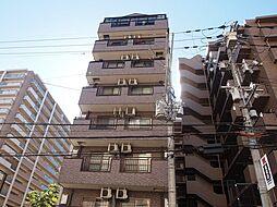 第2クリスタルハイム新大阪[202号室]の外観