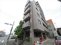 愛知県名古屋市昭和区御器所通2丁目の賃貸マンションの外観