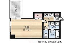 的場町駅 6.5万円