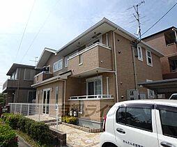 大阪府枚方市町楠葉の賃貸アパートの外観