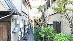 東京都世田谷区深沢5丁目の賃貸アパートの外観