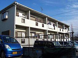 千葉県浦安市富士見2丁目の賃貸アパートの外観