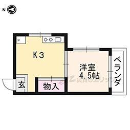 出町柳駅 2.5万円
