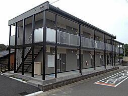 埼玉県さいたま市見沼区東大宮2丁目の賃貸アパートの外観