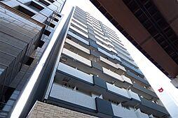 兵庫県神戸市中央区浜辺通4丁目の賃貸マンションの外観