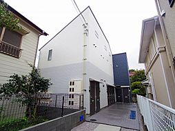 バーミープレイス武蔵小金井III[2階]の外観