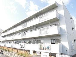 広島県広島市佐伯区坪井1丁目の賃貸マンションの外観