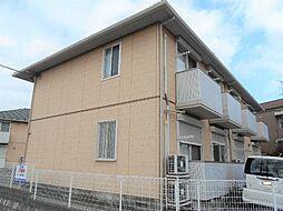 リフレスK3B棟[2階]の外観