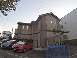 兵庫県川西市寺畑1丁目の賃貸アパートの外観