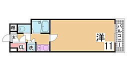 鈴蘭台駅 4.2万円