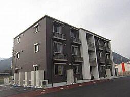 シャーメゾンベルクムント[A302号室]の外観