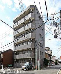 愛知県名古屋市西区浅間2丁目の賃貸マンションの外観