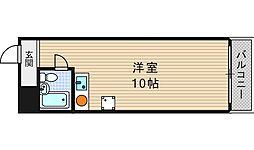 カイザ71[510号室]の間取り