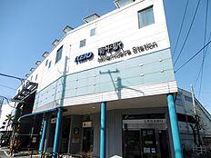 最寄り駅の京王線「南平」駅です。