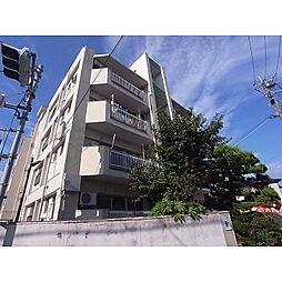 奈良県生駒市東菜畑1丁目の賃貸マンションの外観
