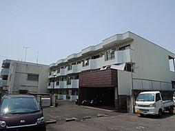 グリーンハイツ須賀[3階]の外観