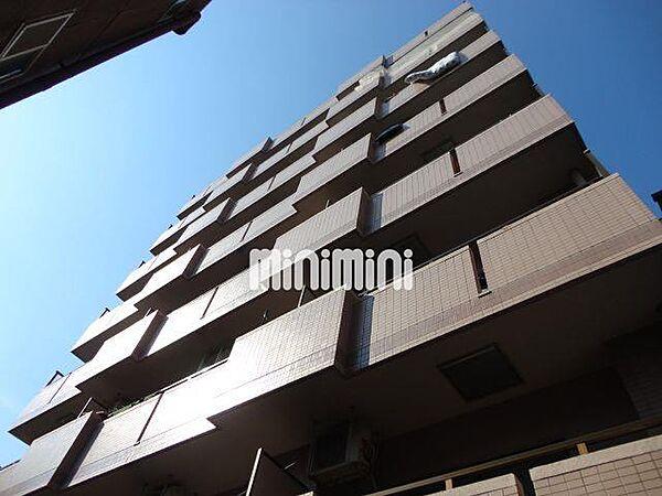 サンモール浅間[6階]の外観
