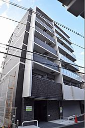 パークサイド東上[7階]の外観