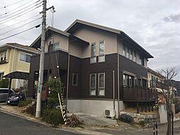 [一戸建] 大阪府高槻市花林苑 の賃貸【/】の外観