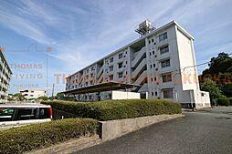 福岡県飯塚市有安の賃貸マンションの外観
