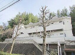 神奈川県川崎市麻生区高石2丁目の賃貸アパートの外観