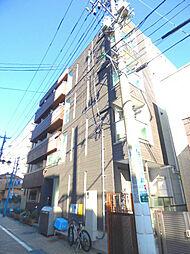 埼玉県蕨市中央1丁目の賃貸アパートの外観