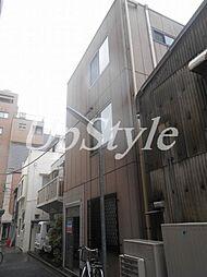 東京都台東区浅草橋4丁目の賃貸マンションの外観