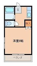 花畑駅 3.2万円