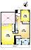 間取り,2LDK,面積71.79m2,価格980万円,阪急神戸本線 御影駅 バス10分 公団住宅前下車 徒歩1分,,兵庫県神戸市東灘区住吉山手7丁目