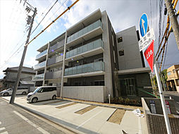愛知県名古屋市中川区露橋町の賃貸マンションの外観
