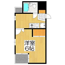 COMODO'94(コモド94)[305号室]の間取り