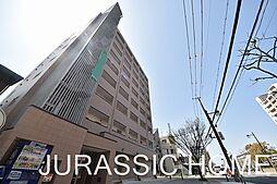 大阪府堺市堺区北三国ヶ丘町8丁の賃貸マンションの外観