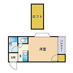 下山門駅 2.3万円