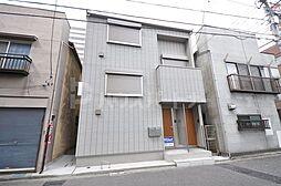 東京メトロ日比谷線 南千住駅 徒歩8分の賃貸アパート
