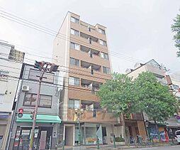 京都府京都市上京区笹屋町通千本西入の賃貸マンションの外観