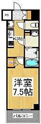 N-stage西所沢[13階]の間取り