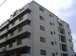 兵庫県神戸市兵庫区西柳原町の賃貸マンションの外観
