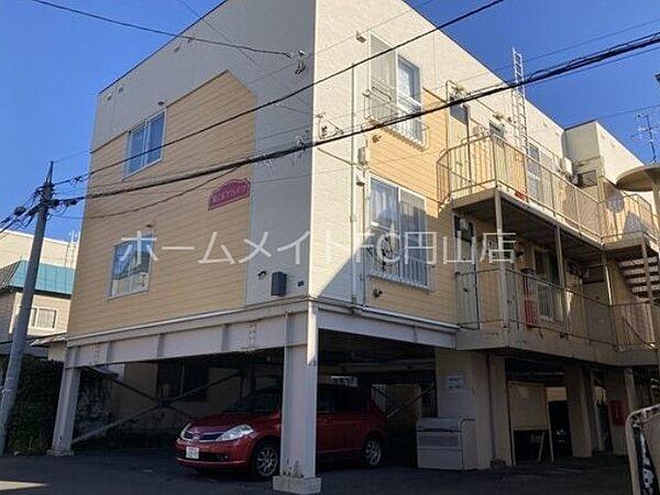 第1KYハイツ 2階の賃貸【北海道 / 札幌市豊平区】