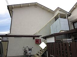宮城県仙台市青葉区上杉4丁目の賃貸アパートの外観