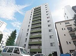 東京都足立区千住2丁目の賃貸マンションの外観