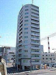 レジデンスタワー札幌[706号室]の外観