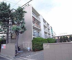 京都府京都市北区紫竹東桃ノ本町の賃貸マンションの外観