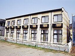 エスポワールKII[1階]の外観
