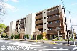 「武蔵境」駅徒歩約8分の便利な立地。平成21年築、大型テラス付3LDKです。
