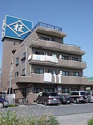 千葉県市原市五井の賃貸マンションの外観