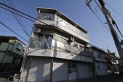 サンパレス21門戸[2階]の外観