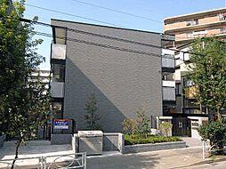 東京都墨田区立花5丁目の賃貸マンションの外観