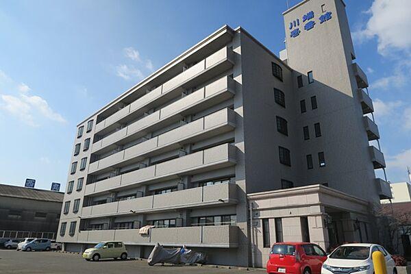 川端壱番館 3階の賃貸【広島県 / 福山市】