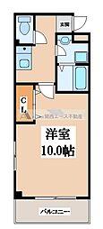 ケーズコート[2階]の間取り