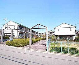 京都府城陽市富野の賃貸アパートの外観